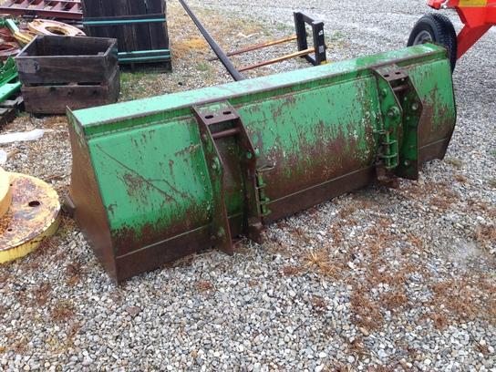 John Deere 85 inch material bucket Miscellaneous - John ...