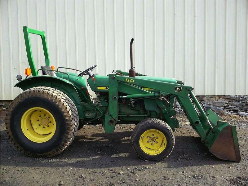 John Deere 950 Tractor Capacity: Key Facts Every Operator ...
