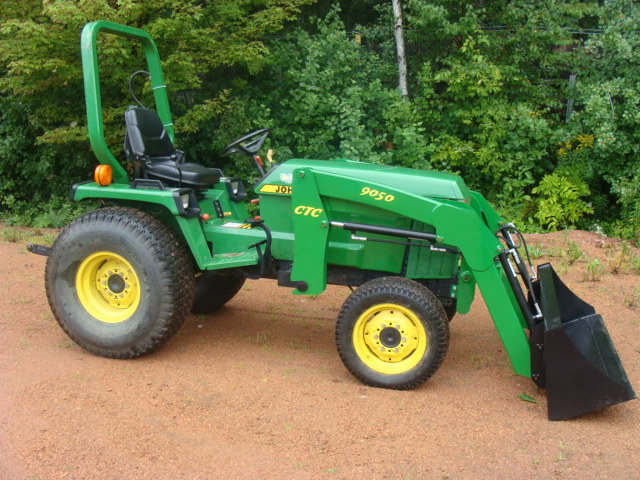 CTC 9050 Front End Loader For, John Deere 955 | eBay