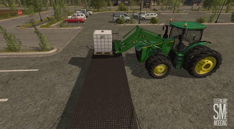 JOHN DEERE H480 & BUCKET V1.0 | Farming simulator 2017 ...