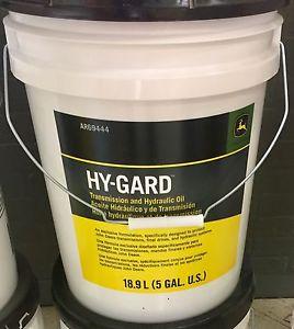 John Deere Hy-Gard Transmission and Hydraulic Oil 5 Gallon ...
