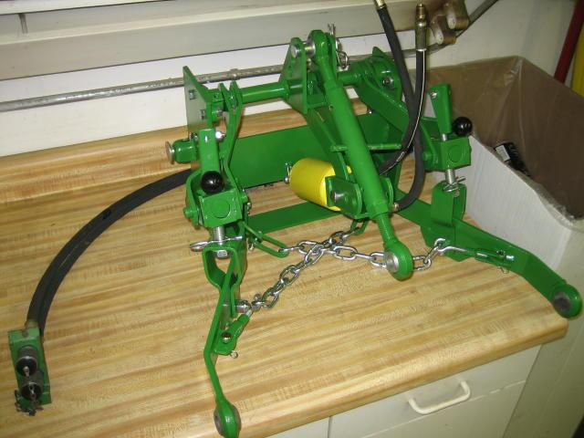 3-pt hitch   JD 140's   Pinterest   Tractor, John deere ...