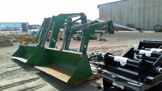 John Deere 521 Tractor Loaders - John Deere MachineFinder