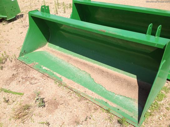 John Deere BW15936 85 Materials Bucket - Tractor Loaders ...