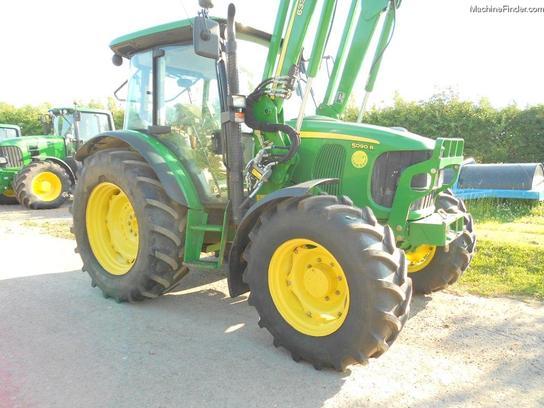 John Deere 5090R Tractors - Row Crop (+100hp) - John Deere ...
