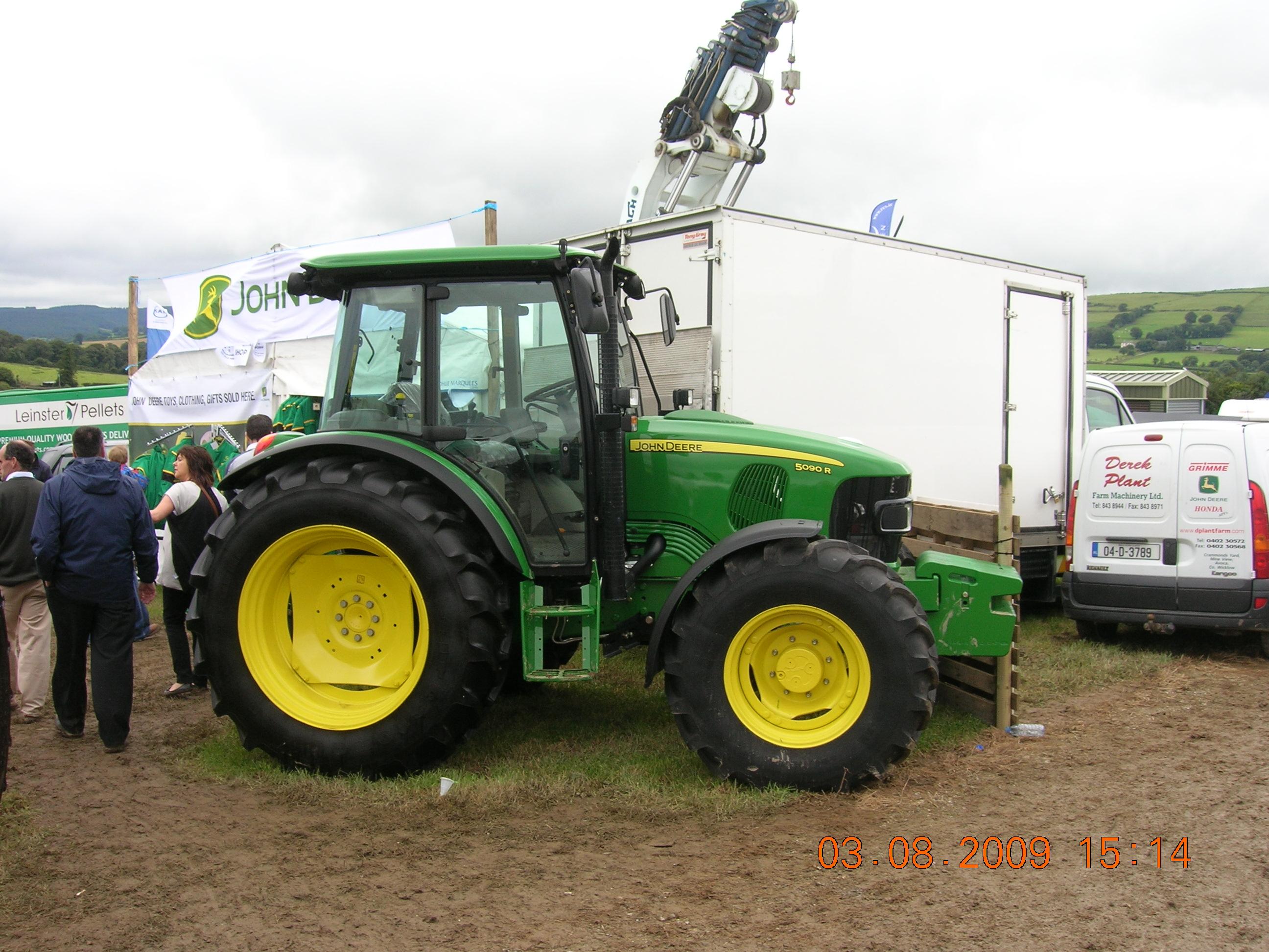 John Deere 5090R Tractor | Explore nivago's photos on ...