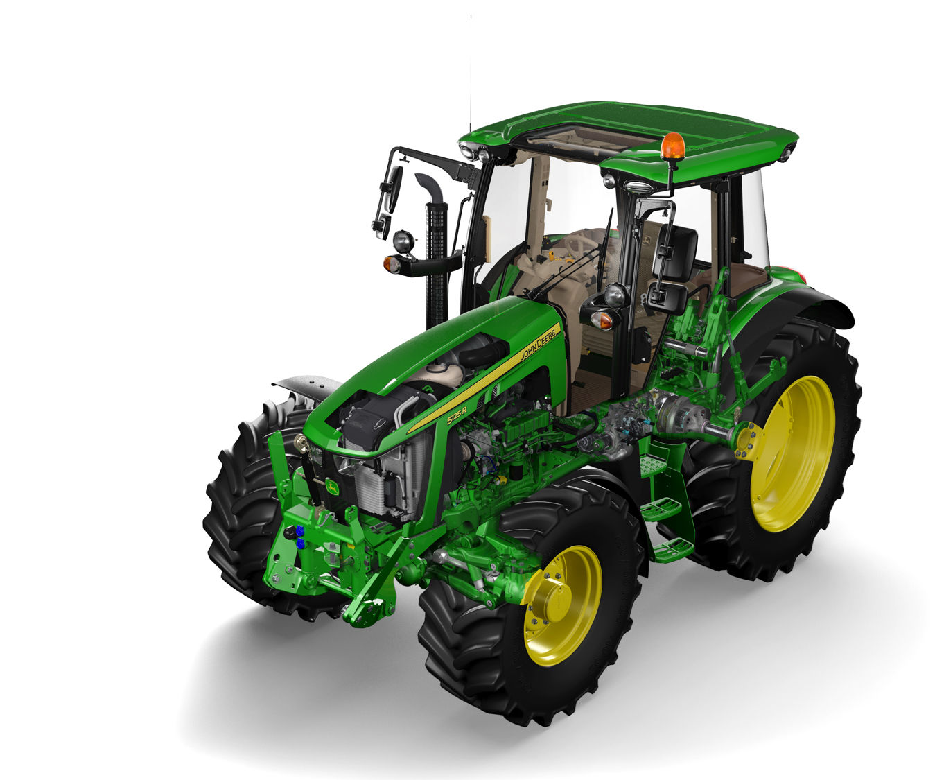 Get connected with John Deere at LAMMA