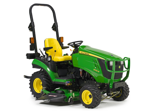 Sub-Compact Utility Tractors | 1025R Tractor | John Deere US