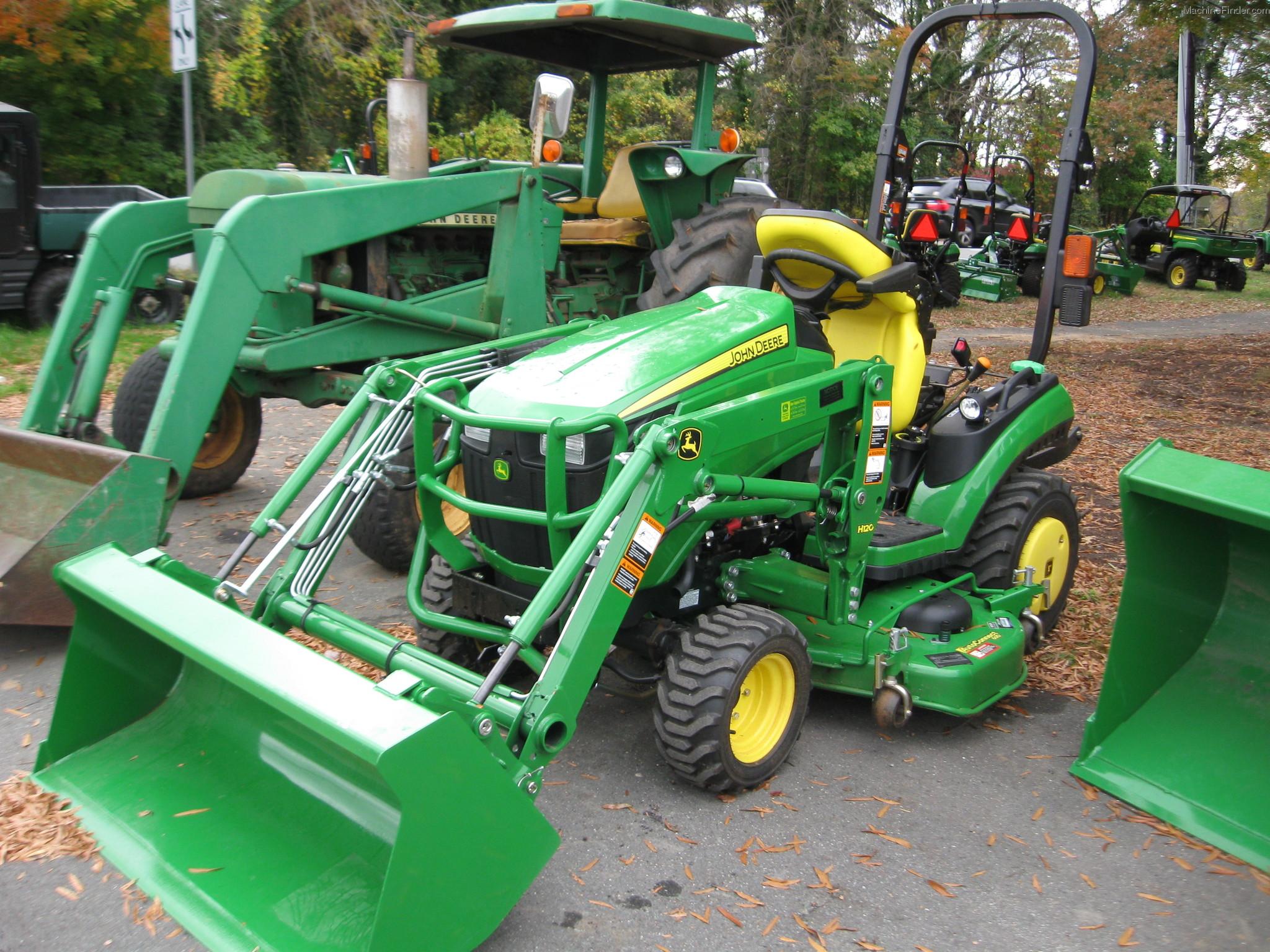 2014 John Deere 1025R Tractors - Compact (1-40hp.) - John ...