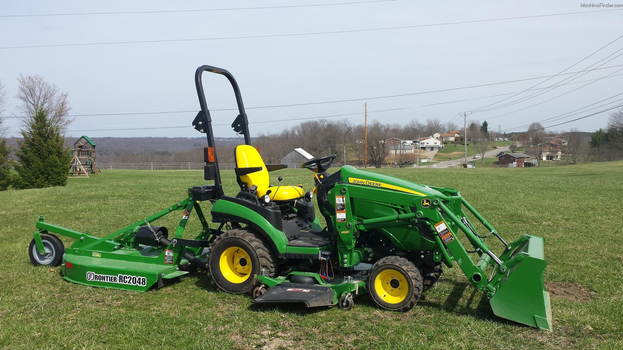 2013 John Deere 1025R Tractors - Compact (1-40hp.) - John ...