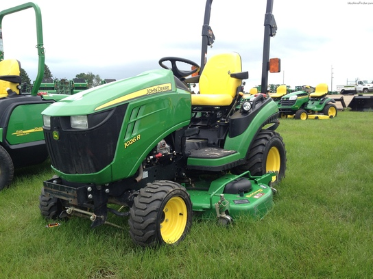 2012 John Deere 1026R Tractors - Compact (1-40hp.) - John ...