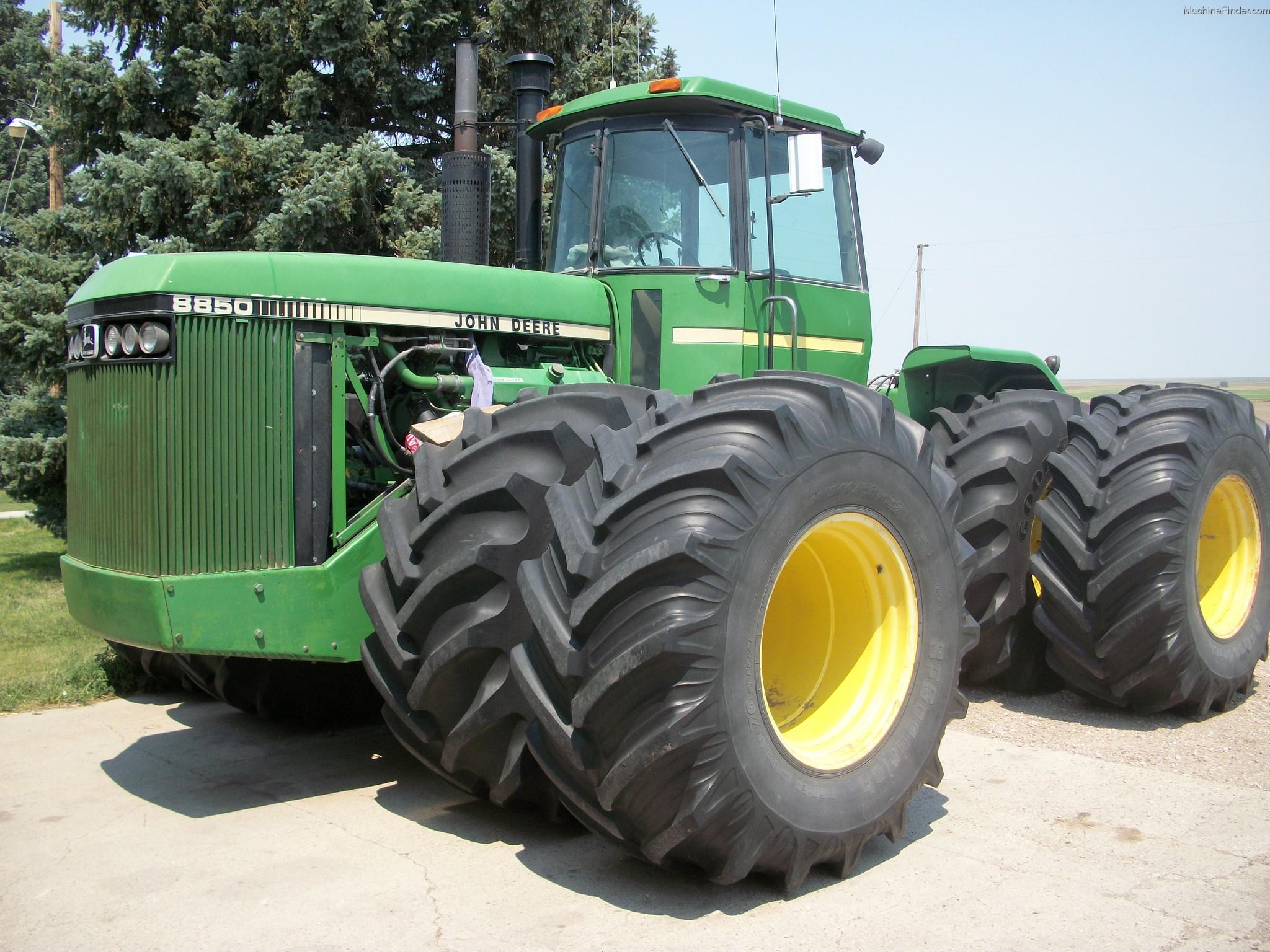 1983 John Deere 8850 Tractors - Articulated 4WD - John ...