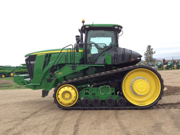 2015 John Deere 9470RT Tractor - Benson, MN   Machinery Pete