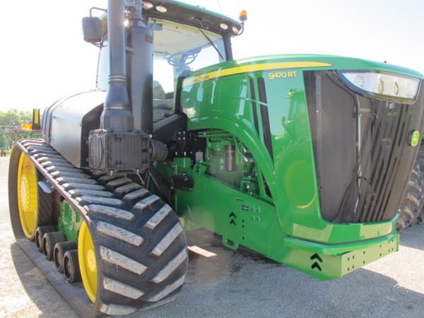 2015 John Deere 9470RT Tractor - Owatonna, MN   Machinery Pete