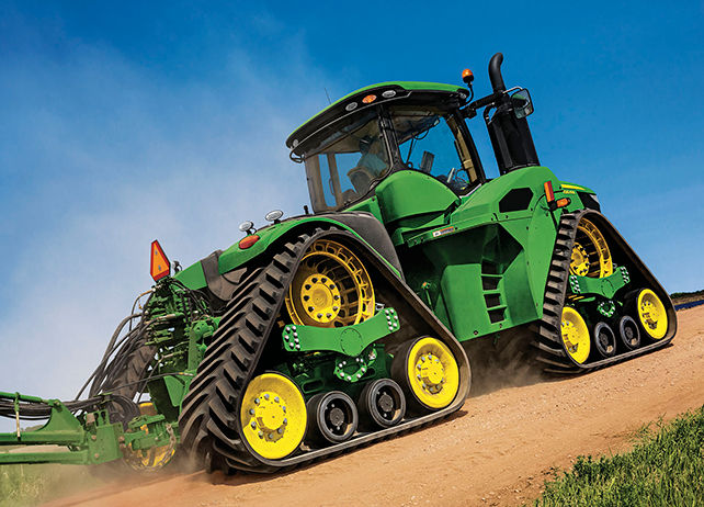 9RX Series Tractors   9470RX Tractor   John Deere US