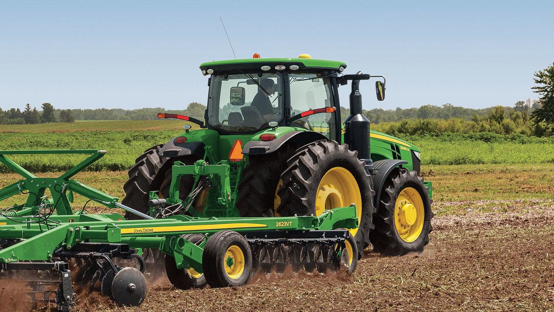 7R/8R/9R Tractors for sale   John Deere US