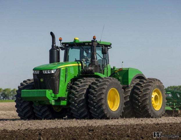 John Deere 9520R - 4wd tractors - John Deere - Machine ...