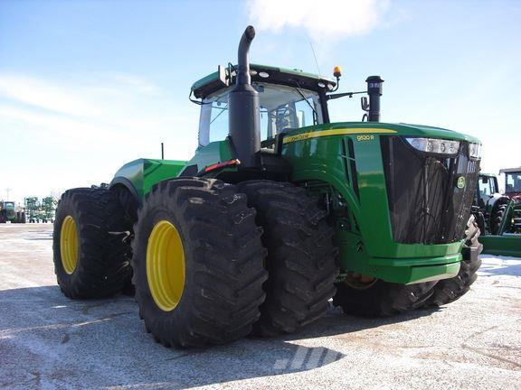 John Deere 9520R for sale Slayton, MN Price: $281,561 ...