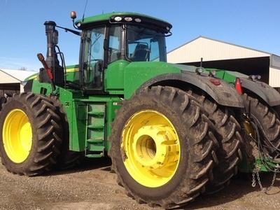 2015 John Deere 9520R Tractor - Marion, KS | Machinery Pete