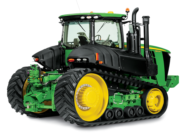 9520RT Tractor 9R/9RT Series Tractors Four-Wheel Drive ...