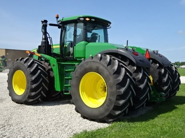 2015 John Deere 9570R Tractor - Melvin, IL | Machinery Pete