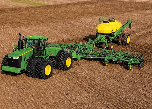 New 2016 John Deere 9570R Tractors in Terre Haute, IN