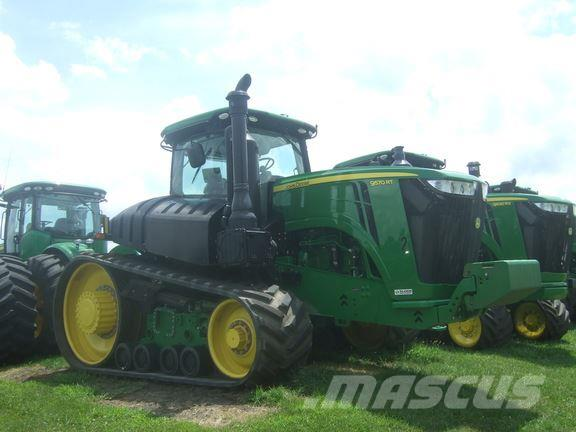 John Deere 9570RT for sale Assumption, IL Price: $325,900 ...