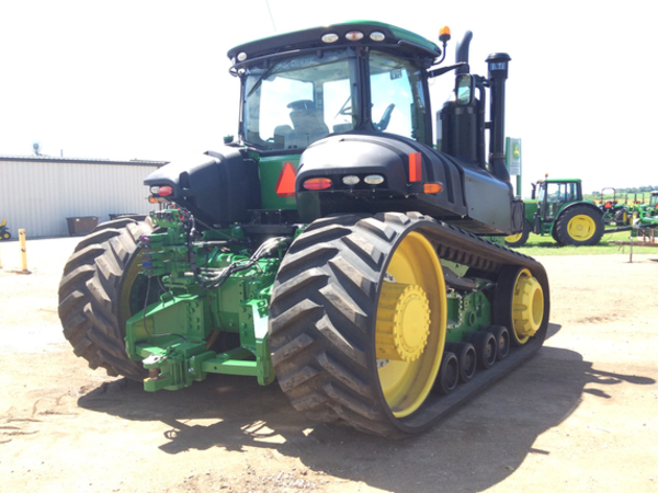 2015 John Deere 9570RT Tractor - Madison, MN | Machinery Pete