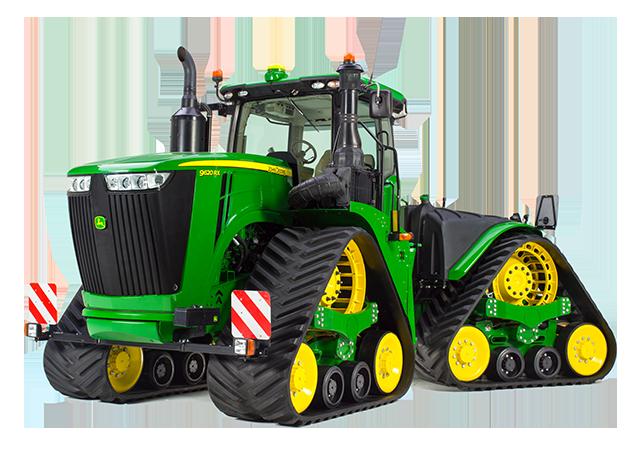 9570RX | Serie 9RX | Traktoren | John Deere DE