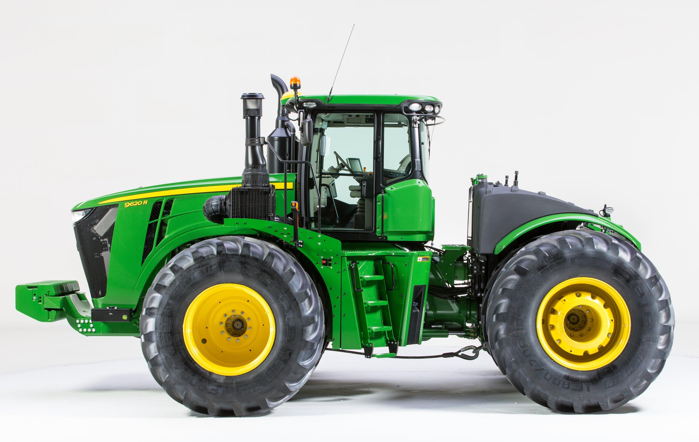 Composite Fuel Tank for 9R Tractors | John Deere US