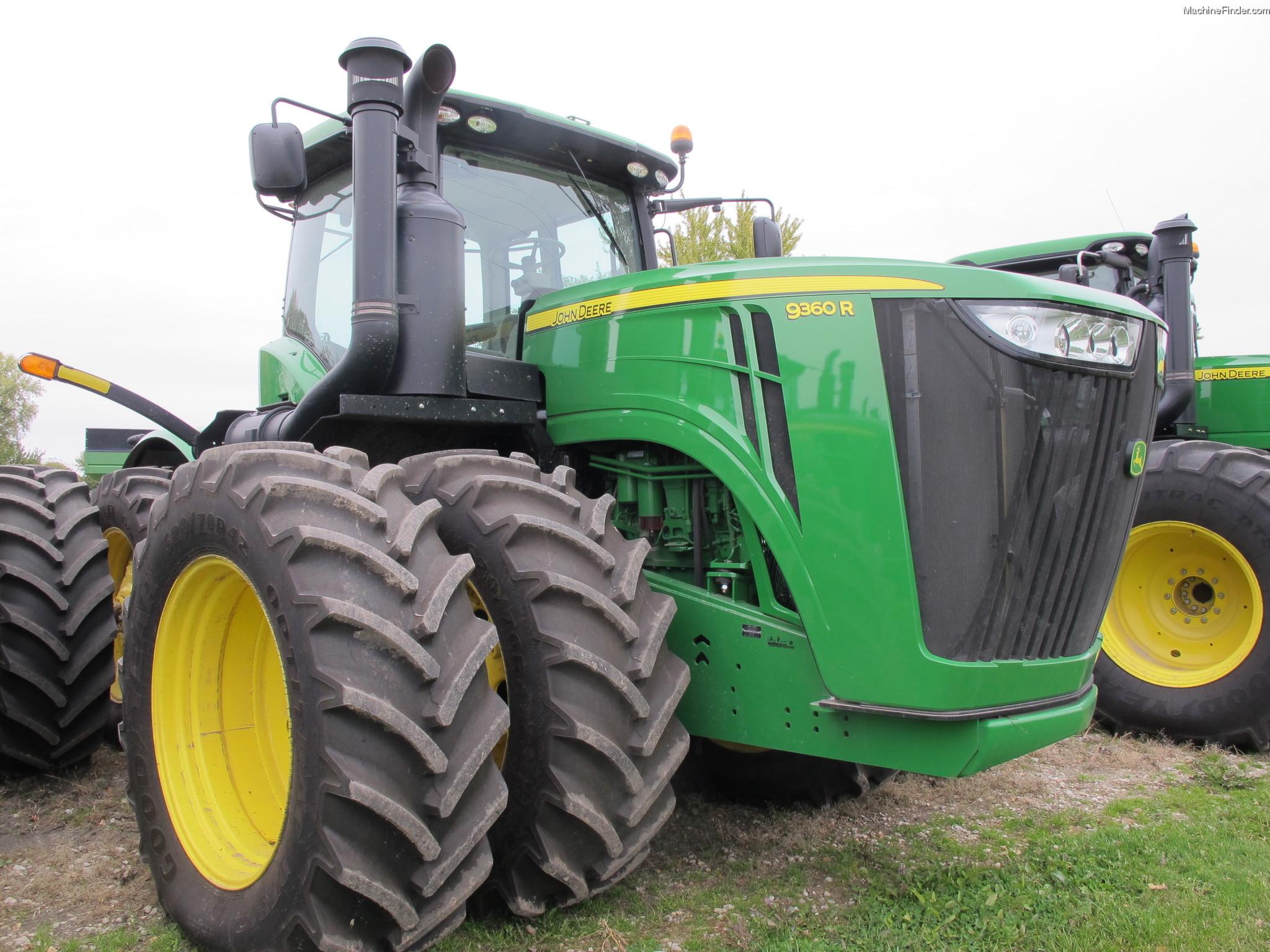 2013 John Deere 9360R Tractors - Articulated 4WD - John ...