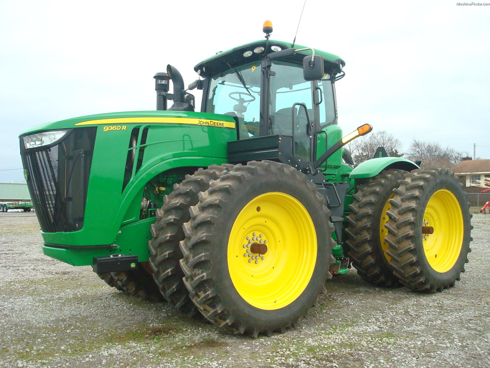 2012 John Deere 9360R Tractors - Articulated 4WD - John ...