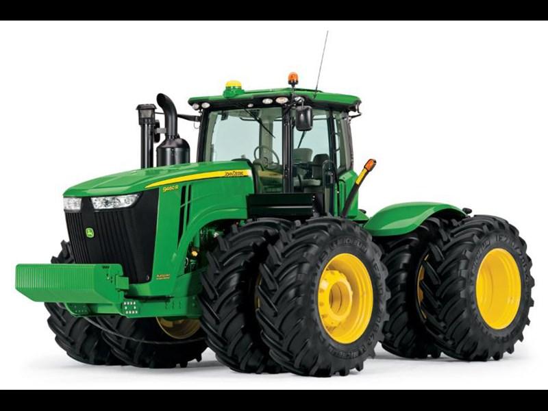 JOHN DEERE 9460R Tractors Specification