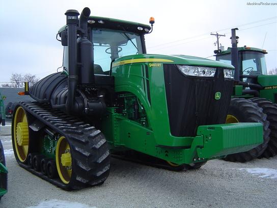 2012 John Deere 9460RT