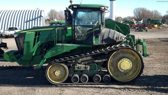 2012 John Deere 9460RT Tractors - Articulated 4WD - John ...