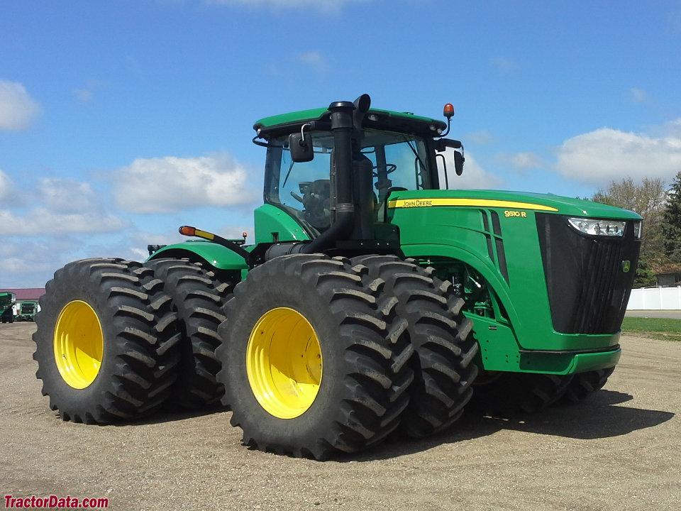TractorData.com John Deere 9510R tractor photos information