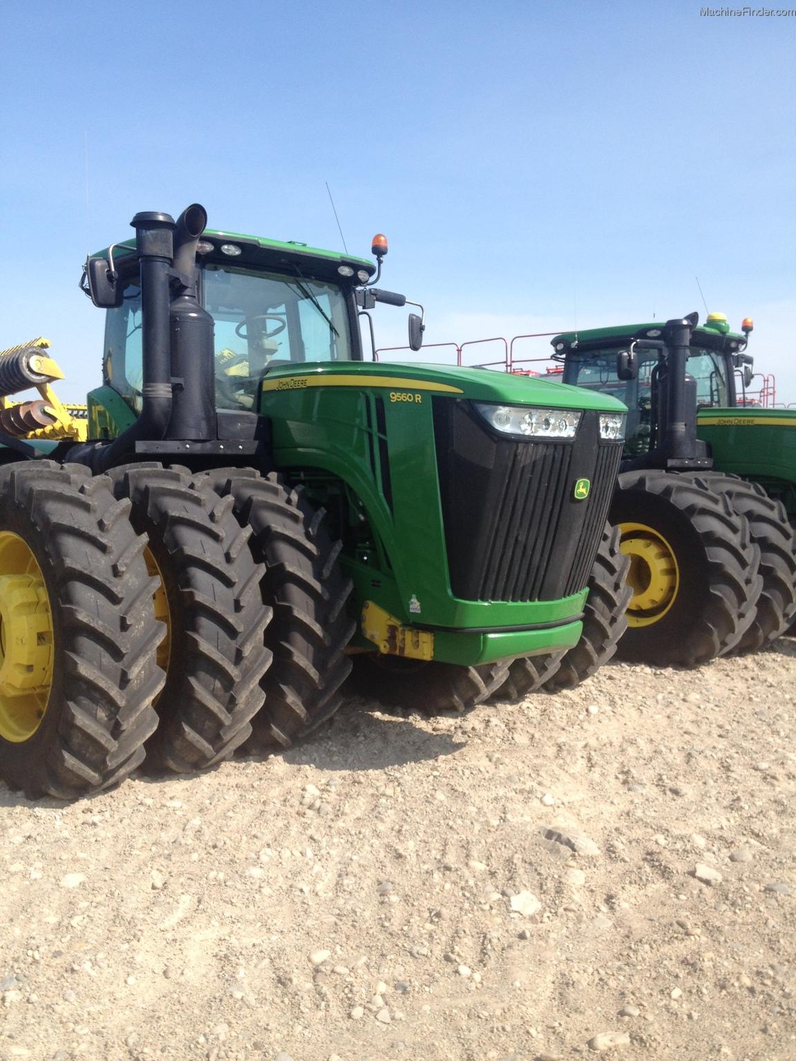 2014 John Deere 9560R Tractors - Articulated 4WD - John ...