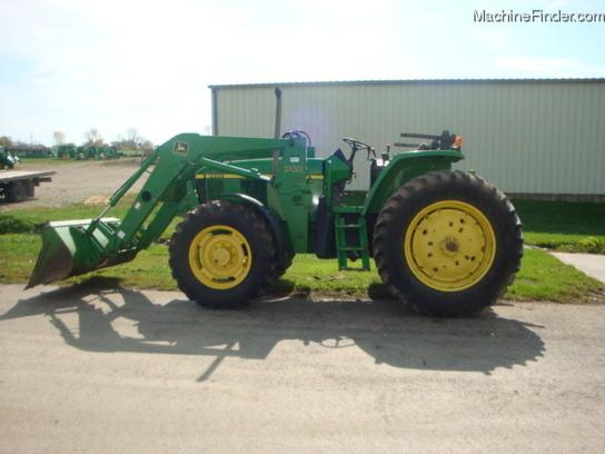 2000 John Deere 7405 Tractors - Row Crop (+100hp) - John ...