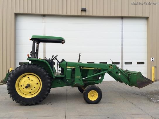 1998 John Deere 7405 Tractors - Row Crop (+100hp) - John ...