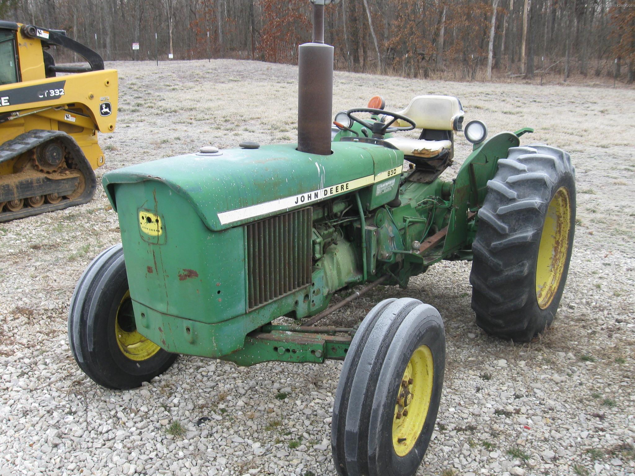 John Deere 830 Tractors - Utility (40-100hp) - John Deere ...