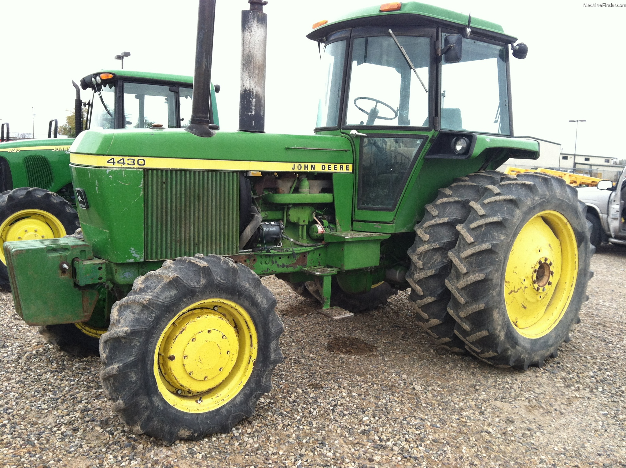 John Deere 4430 Tractors - Row Crop (+100hp) - John Deere ...