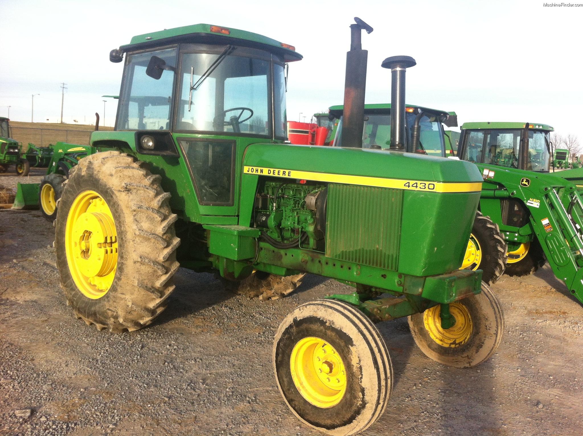 1973 John Deere 4430 Tractors - Row Crop (+100hp) - John ...