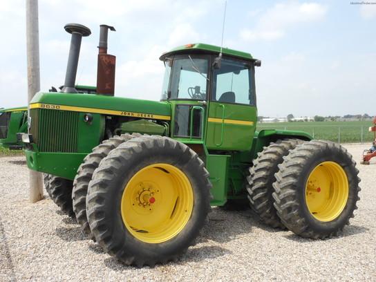 1976 John Deere 8630 Tractors - Articulated 4WD - John ...