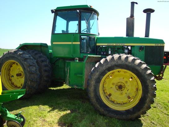 1979 John Deere 8630 Tractors - Row Crop (+100hp) - John ...