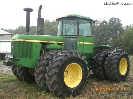 1977 John Deere 8630 Tractors - Articulated 4WD - John ...