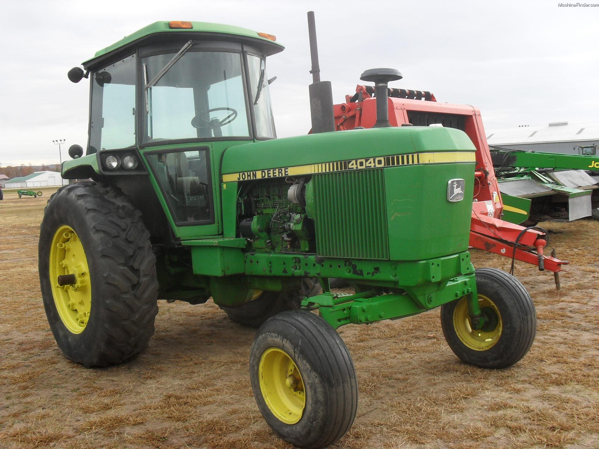 1978 John Deere 4040 Tractors - Row Crop (+100hp) - John ...