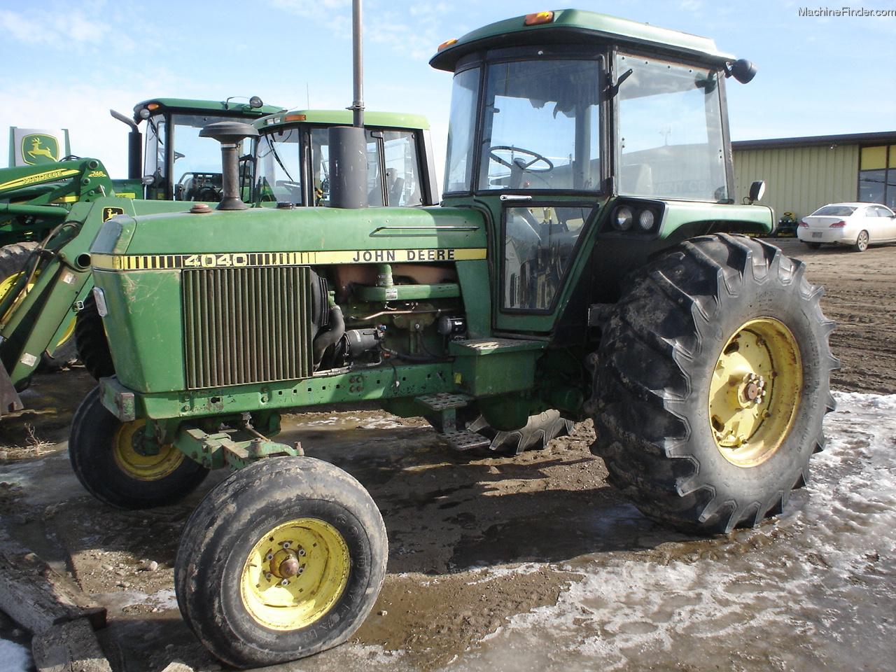 1982 John Deere 4040 Tractors - Utility (40-100hp) - John ...