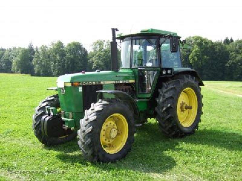 John Deere 4040 S Tractor - technikboerse.com