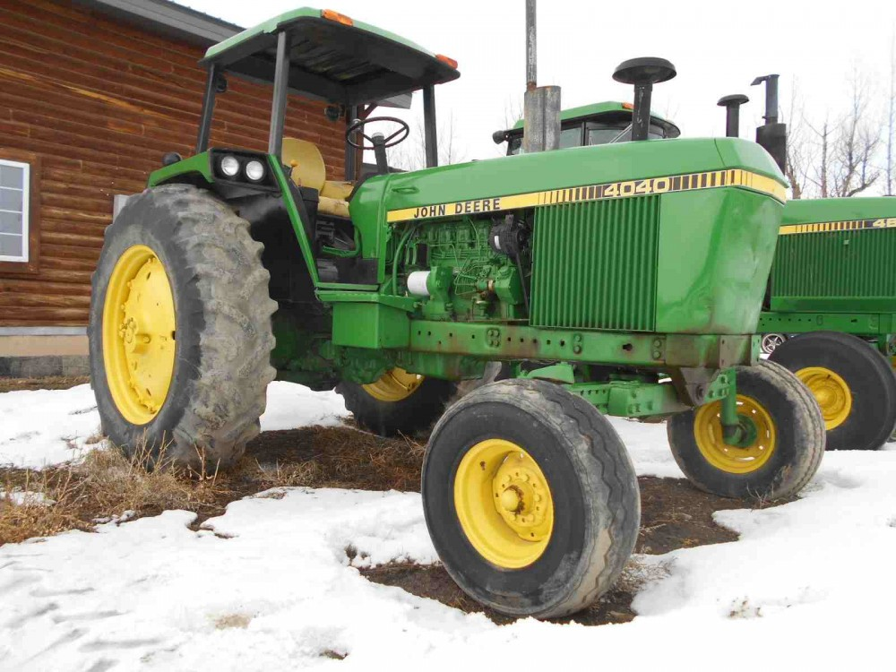 Used John Deere 4040 Tractor - 1980 - For Sale - Berry ...