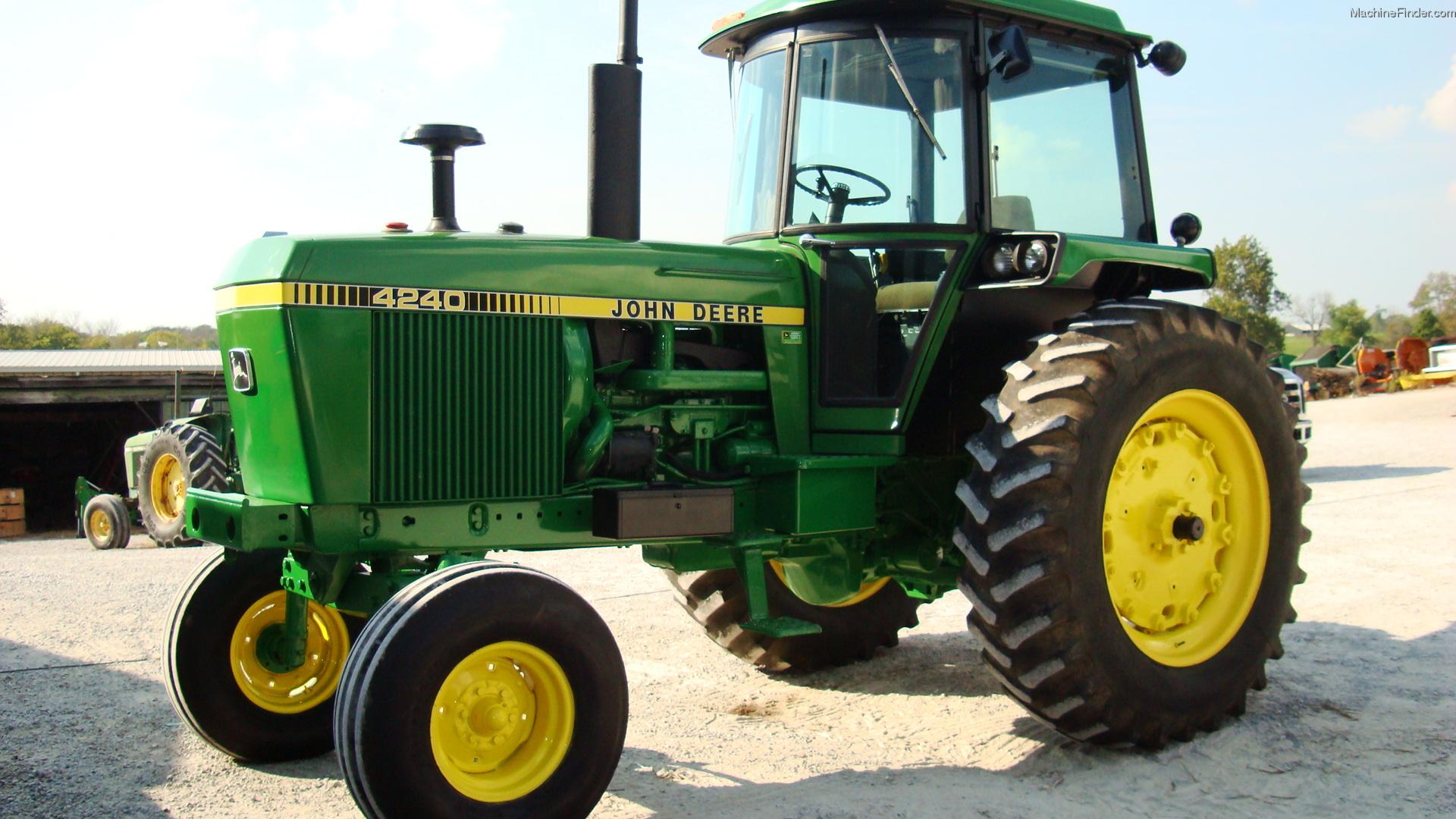 1978 John Deere 4240 Tractors - Row Crop (+100hp) - John ...
